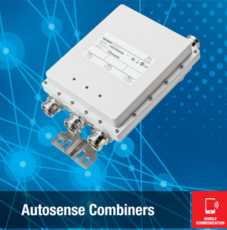 New Kathrein  Catalogue  – Autosense Combiners 2015