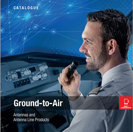 New Kathrein  Catalogue: Ground-to-Air