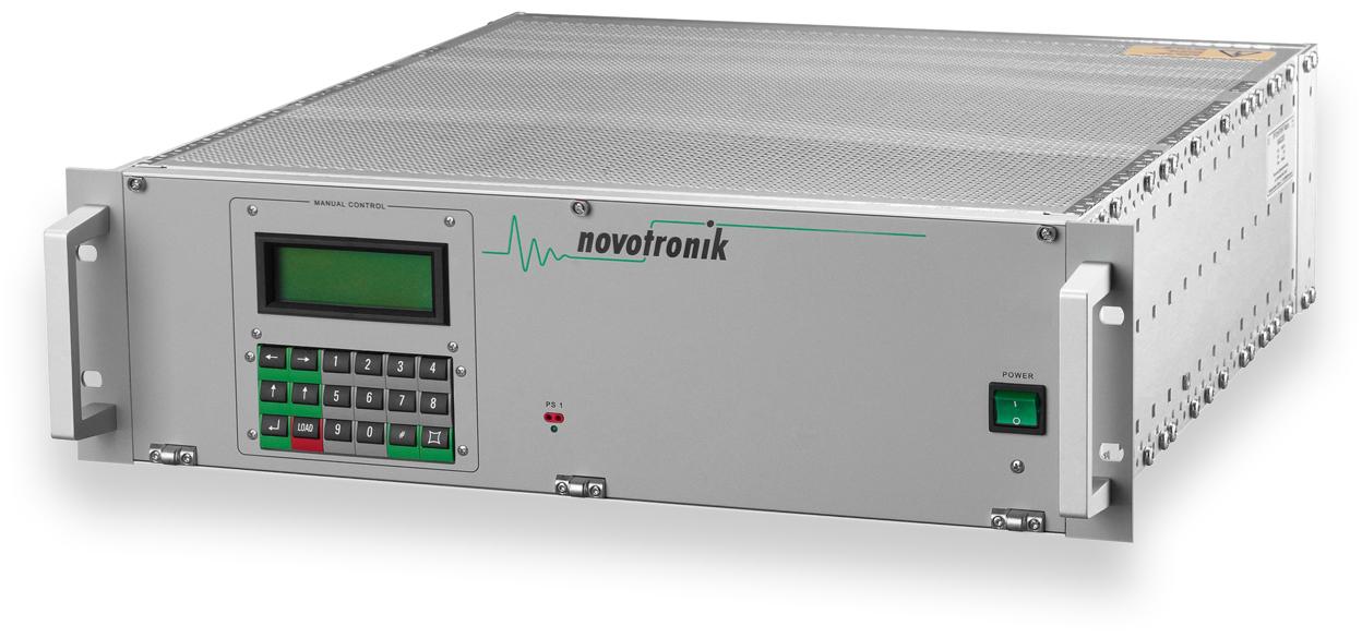 HF/VHF/UHF-Matrix MAS1266 From Novotronik