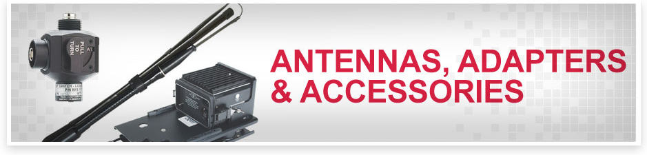 Antennas, Adapters, and Accessories from Ultralife