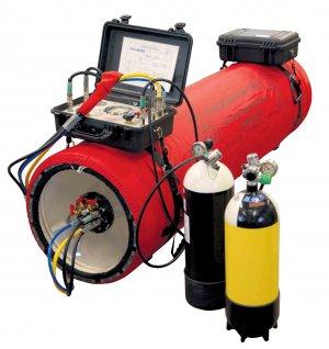 Hyperlite 1 Portable Hyperbaric Chamber from SOS Group