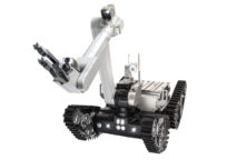 EOD robot telemax PLUS
