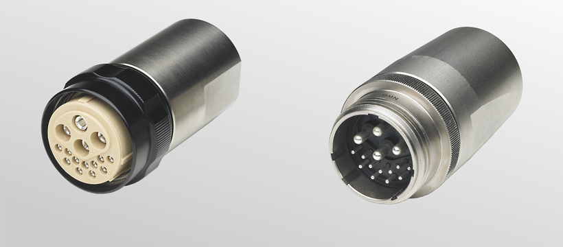 Rugged industry standard connectors