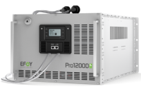 EFOY Pro 12000 Duo for higher power