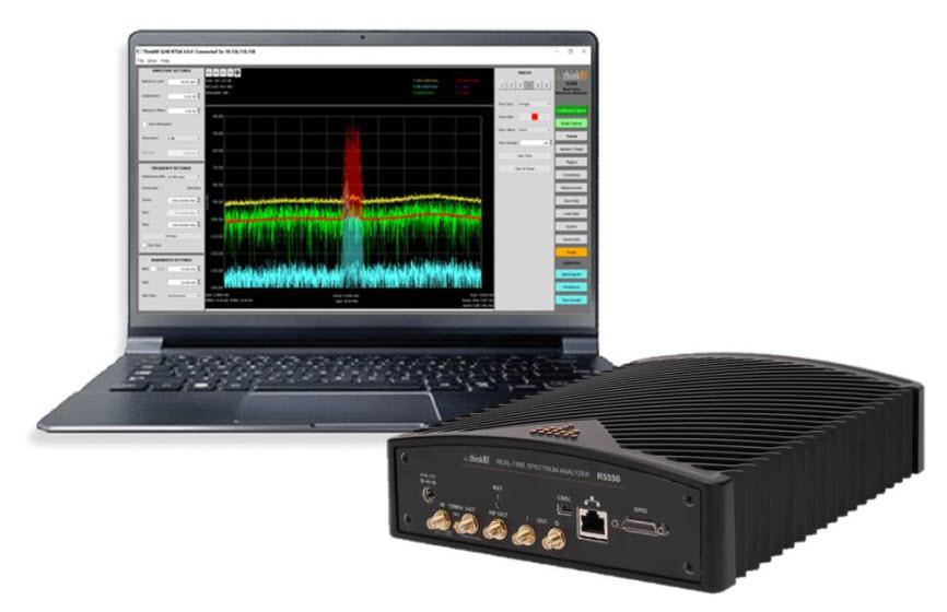 ThinkRF Real-Time Spectrum Analyzers