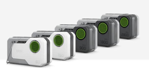 New EFOY Pro serie brenselceller