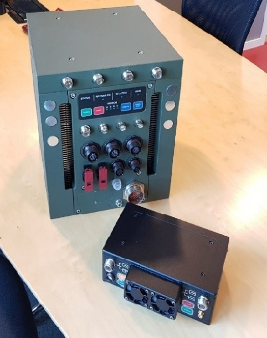 Meet the next generation of Land Electronic Warfare solutions